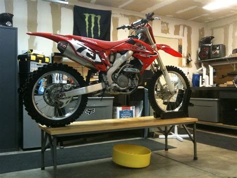 wooden motorcycle work bench plans  woodworking