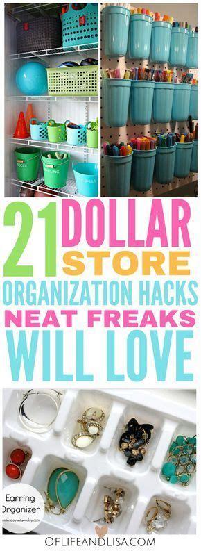 neat freaks best 25 dollar store organization ideas on pinterest