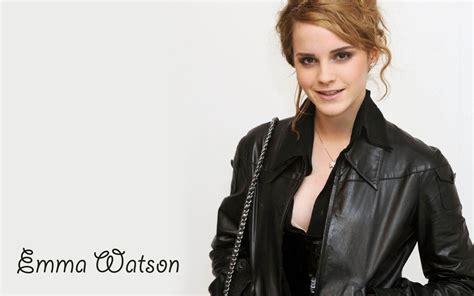 emma watson jacket emma watson in black 4233120 2560x1920 all for desktop