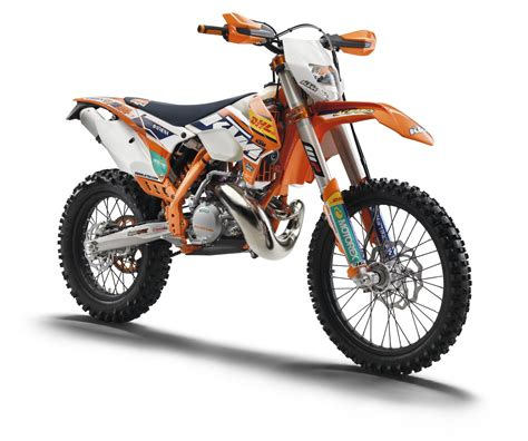 Factory Ktm 2015 Ktm Exc Factory Edition Derestricted