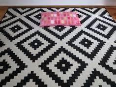 ikea teppich schwarz weiß 1000 ideas about teppich schwarz wei 223 on