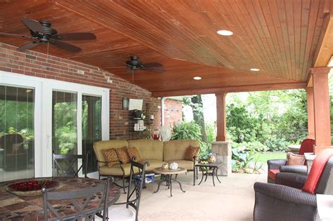 Covered Patio by Covered Patio Brecksville Jm Design Build