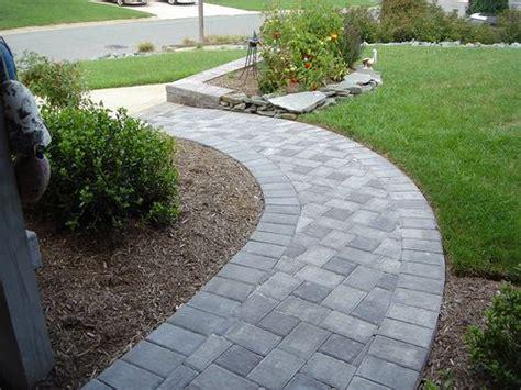 best 25 paver walkway ideas on backyard