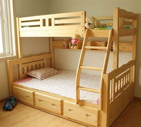Bunk Beds For Small Rooms 子母床实用么 爱装网家居百科