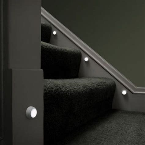 Battery Operated Stair Lights 28 Images Stairs Rgb