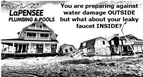 Lapensee Plumbing by Hurricane Plumbing Preparedness Lapensee Plumbing