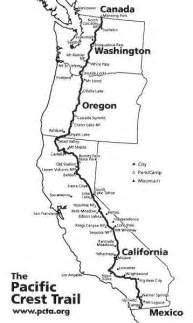 the pacific crest trail a pair outdoors