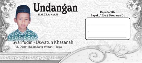 Undangan Kabinet Undangan Gratis Desain Undangan Pernikahan