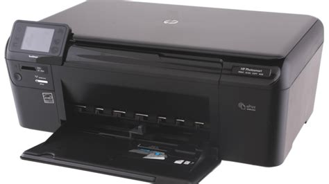 hp printer eprint hp photosmart e all in one d110a review cnet