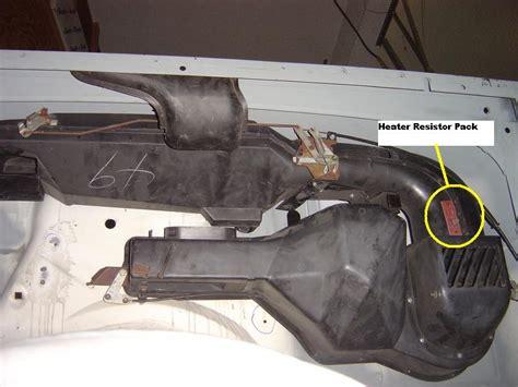 jeep cj blower motor resistor chrysler 300 blower resistor location get free image about wiring diagram