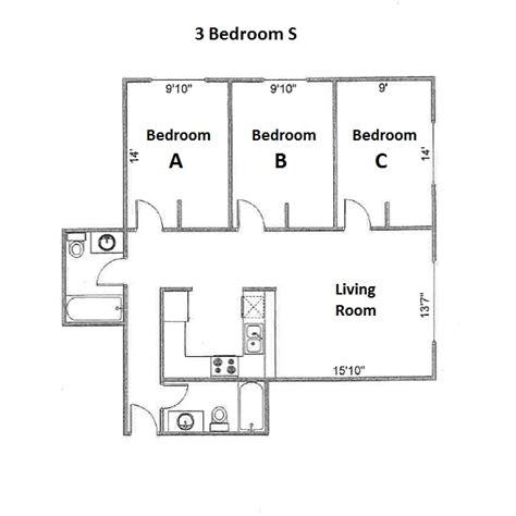 3 bedroom apartments wi 3 bedroom apartments wi home design