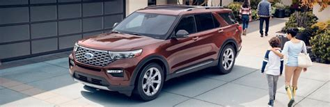 Ford Unveils The New 2020 Explorer by Does The 2018 Ford Explorer Navigation Included