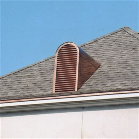 Dormer Vent Ejmcopper Custom Copper Dormer Vents Half