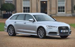 audi a6 avant review and spacious but is it a bmw
