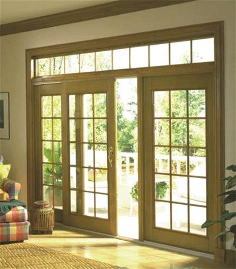 Modern Plantation Homes by Sliding French Doors The Window People