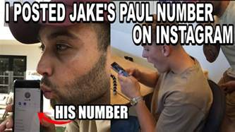 What S The House Number Jake Pauls Phone Number Smtown