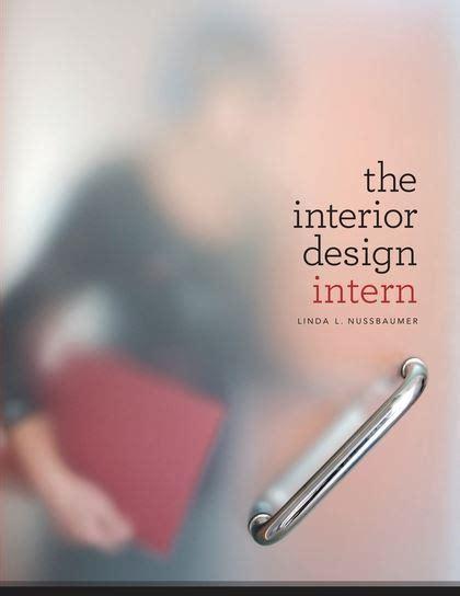 the interior design intern l nussbaumer fairchild