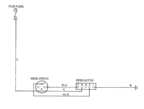 land rover defender wiper motor wiring diagram php land