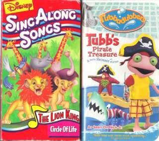 disney's sing along songs vhs flik's musical adventure