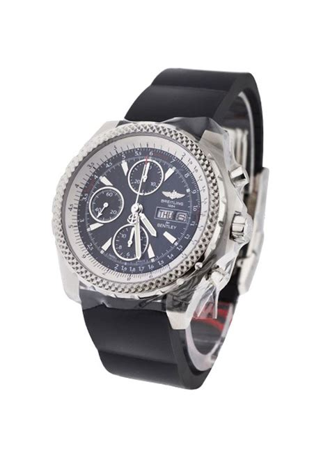 a1336313/b960 1rd Breitling Bentley Collection GT Steel   Essential Watches