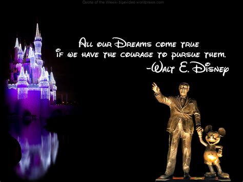 disney wallpaper with quotes quote of the week dreams by disney the blog of blake adams