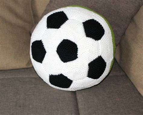 Football Pillow Pattern by Football Pillow Crochet Pattern