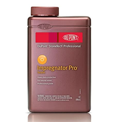 dupont 32oz solvent based impregnator pro sealer