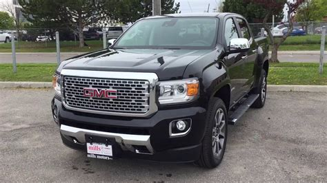 how cars engines work 2008 gmc canyon seat position control 2017 gmc canyon denali 4wd heated and cooled front seats black oshawa on stock 171177 youtube