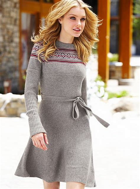 Design Your Own Home Western Australia winter wool sweater dress for women guys fashion trends 2013