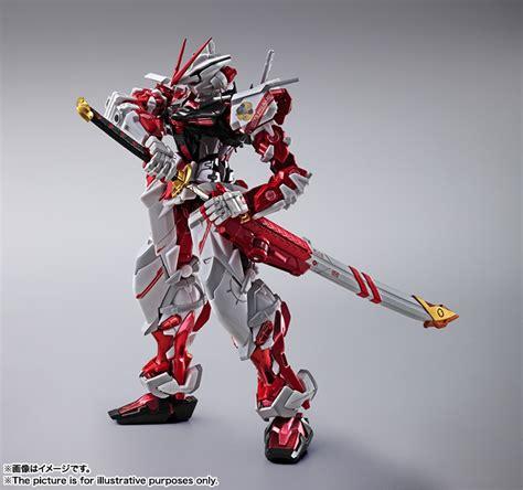 Bandai Metal Build Converge Astray Frame Gundam metal build gundam astray frame collectiondx