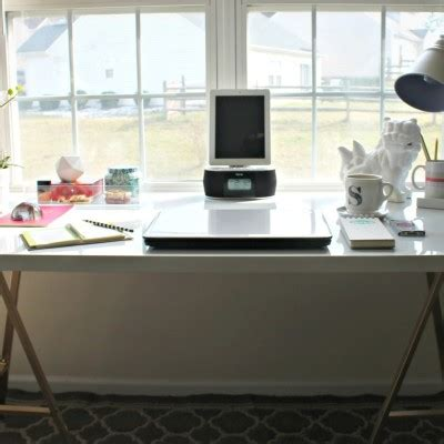 White Office Desk Ikea White Office Desk The Best Option For Your Table Actual Home