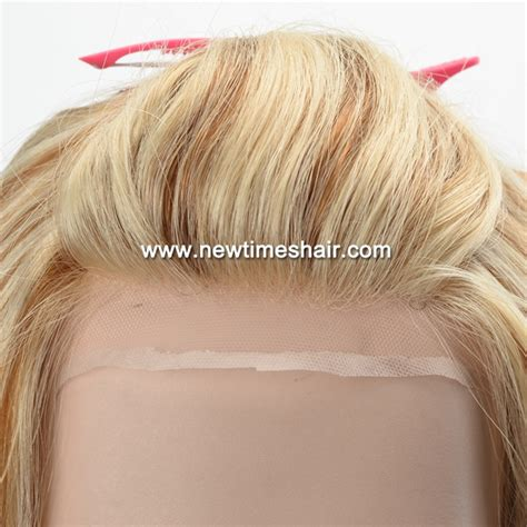 single bond extensions to cover bald spots hair bald spots wigs for women full lace wig blond color