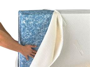 Memory Foam Mattress Protector Cover by Coolmax Memory Foam Mattress Topper Cover Zipped Cover
