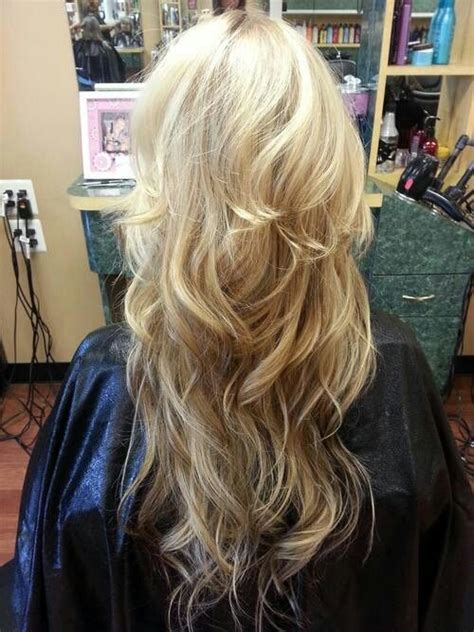 reverse layer hairstyle reverse ombre hairstyles pinterest reverse ombre