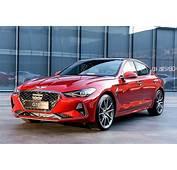 2019 Genesis G70 Preview  News Carscom