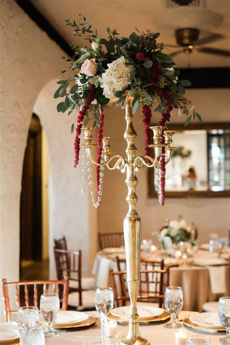 candelabra for wedding centerpiece the 25 best candelabra centerpiece ideas on