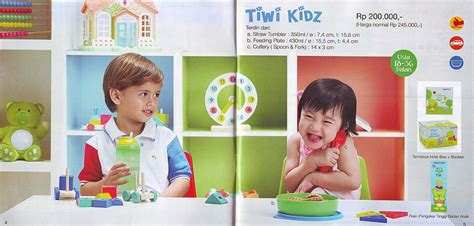 Tupperware Tiwi Kidz Bowl Cutlery tupperware wholesale jakarta february 2015
