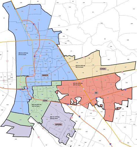 zip code map baton rouge turnout matters how baton rouge voters passed a tax