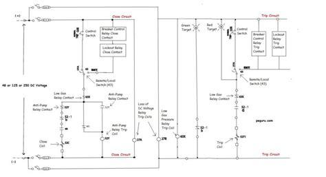 power circuit breaker wiring diagram gfci wiring gif