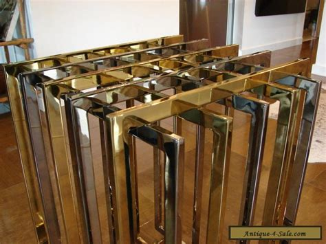 dining table bases for sale cardin dining table base chrome brass mid