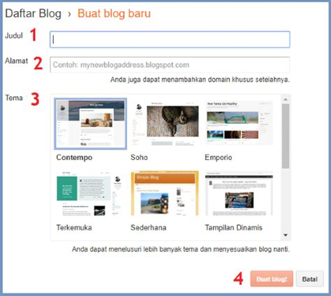 cara membuat blog berkualitas langkah cara membuat blog yang pasti ramai up station