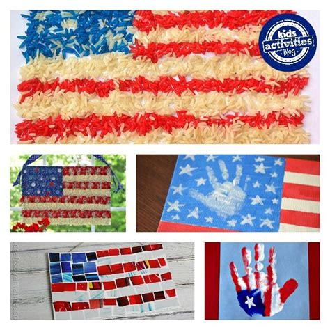 american flag crafts for 30 american flag crafts