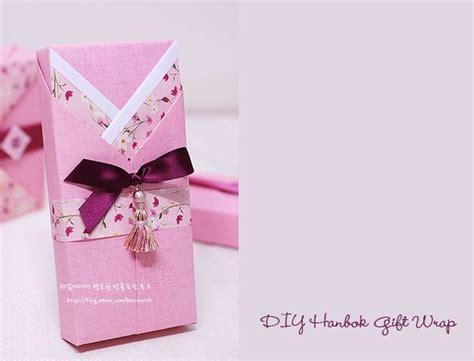 Another Diy Hanbok Party Favor Box  Ee  Gift Ee   Wrap Korean  Ee  St Ee