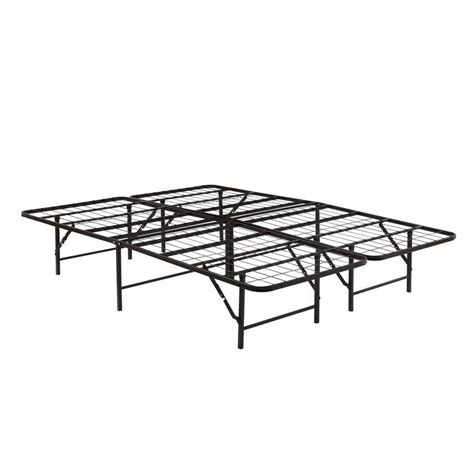 high rise bed frame queen dreamfoam by brooklyn bedding on walmart marketplace marketplace pulse