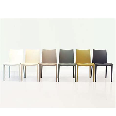 colico sedie varedo go colico modern chair made of polypropylene stackable