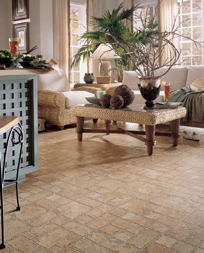 vinyl flooring for living room living rooms flooring idea vermont slate by mannington vinyl flooring