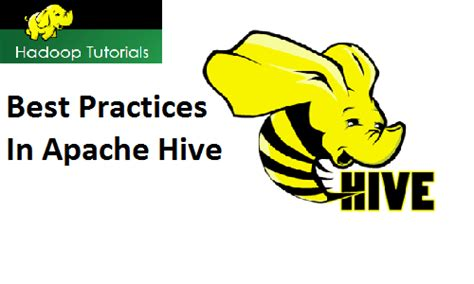oop best practices best practices in apache hive by tanmay deshpande