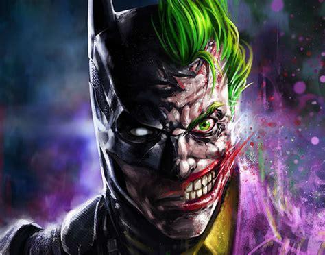 imagenes del joker de arkham chronique et si batman et le joker 233 taient la m 234 me