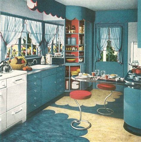 vintage kitchen lighting a 1940 s retro theme for your 1940s kitchens theme for remodeling kitchen cool 1940s