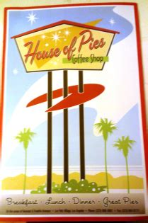 house of pies menu 1969 house of pies los feliz remains of l a
